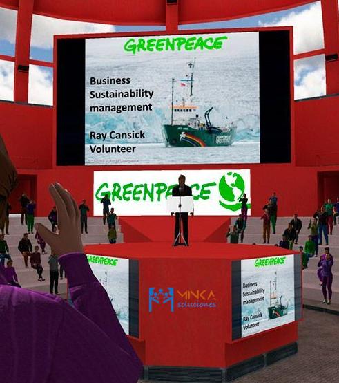 Auditorio virtual 3D