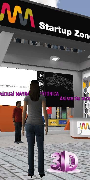 Ferias virtuales interactivas 3D MInka