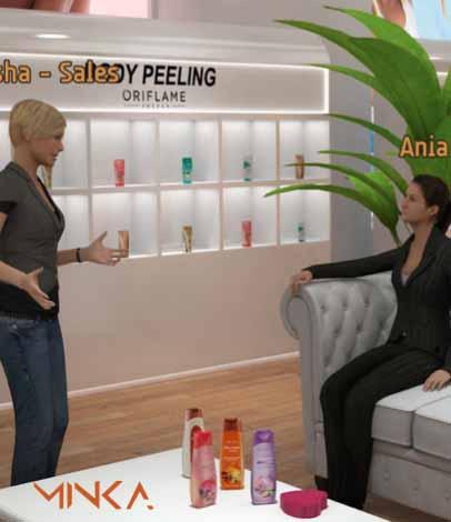 Tienda virtual Soluciones Minka