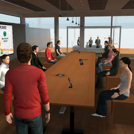 Salas de reuniónes virtuales soluciones minka